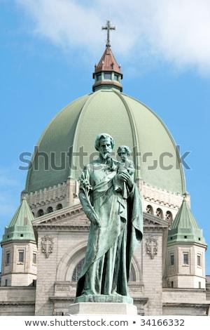 Saint Joseph Oratory detail Stock photo © aladin66