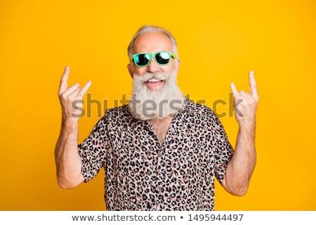деда рок странный известный ориентир острове Сток-фото © sippakorn