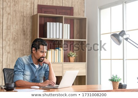 Architect getting good news. Stock photo © photography33