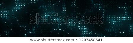 confiabilidad · oscuro · digital · azul · color · texto - foto stock © tashatuvango