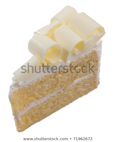 vanille · cake · kers · saus · koffie · chocolade - stockfoto © punsayaporn