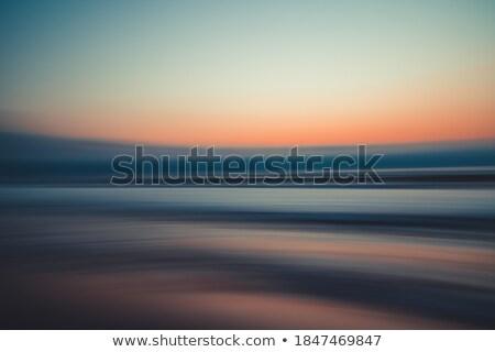 Horizon over water Stock photo © gemenacom