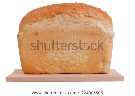 white long loaf stock photo © oleksandro
