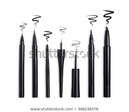Cosmetic pen isolated on white Stock photo © ozaiachin