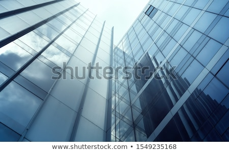 Generic Business Office Building Exterior Detail Stock photo © stevanovicigor