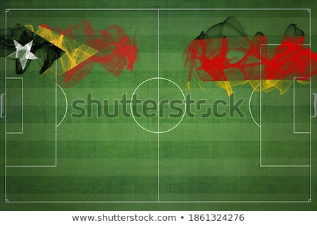 Germany and East Timor Flags Stock photo © Istanbul2009