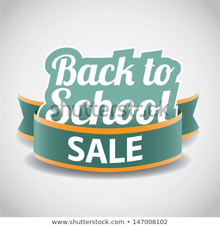 colorful pencils school sale eps 10 stock photo © beholdereye