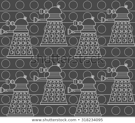Daleks Stock photo © naffarts