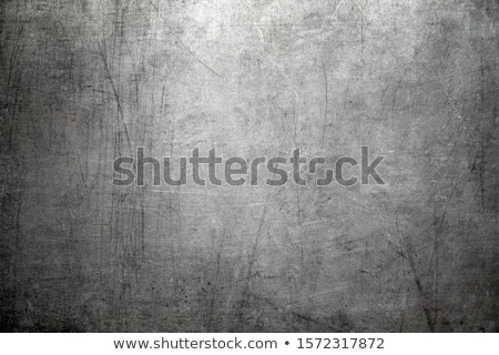 Old rusty metal wall backdrop Stock photo © boggy