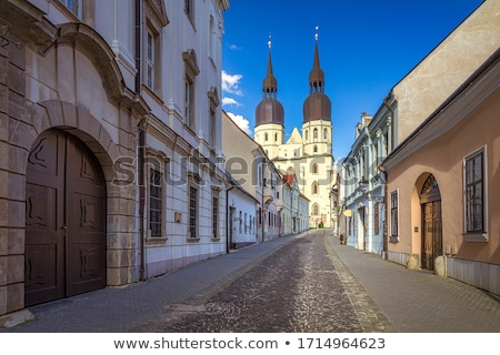 святой Церкви Словакия Готский собора здании Сток-фото © borisb17