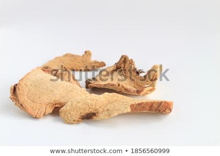 сушат Ломтики Spice используемый различный Сток-фото © HJpix
