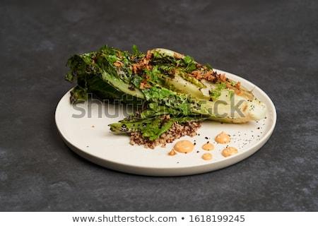 Romaine salad Stock photo © leeser