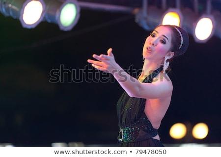 sedução · dançar · homem · mulher · romântico · tango - foto stock © smithore