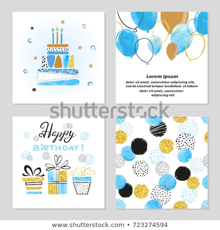 Abstract golden birthday card background vector illustration stock photo stock vector illustration abstract golden birthday card background vector illustration bookmarktalkfo Choice Image