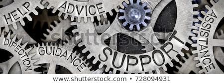 Direction Advice Stock photo © Lightsource