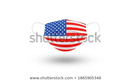 symbool · bitcoin · Blauw · vlag · regeling · valuta - stockfoto © zeffss