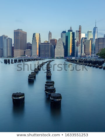 détail · pont · Manhattan · New · York · City · USA · Voyage - photo stock © hofmeester