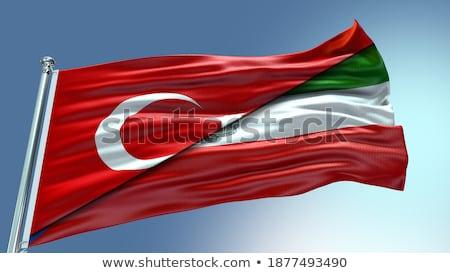 республика · Экваториальная · Гвинея · флаг · высушите · земле · землю - Сток-фото © istanbul2009