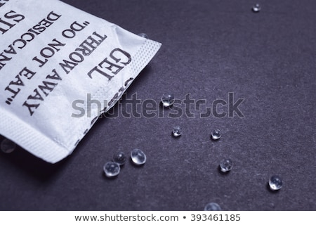 silica gel Stock photo © keko64