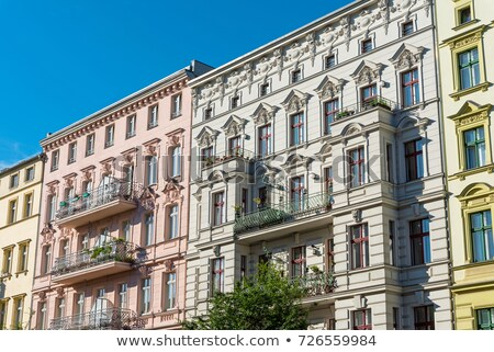 Historic Architecture in Berlin Stock photo © Spectral