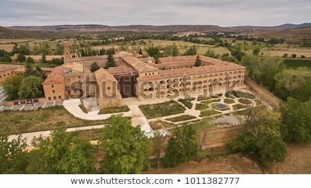 Veruela Monastery Stock photo © pedrosala