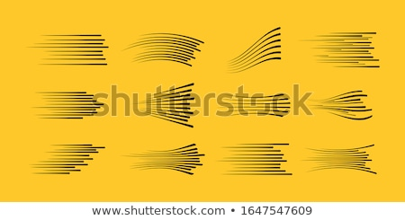 скорости движения черный линия прибыль на акцию 10 Сток-фото © beholdereye