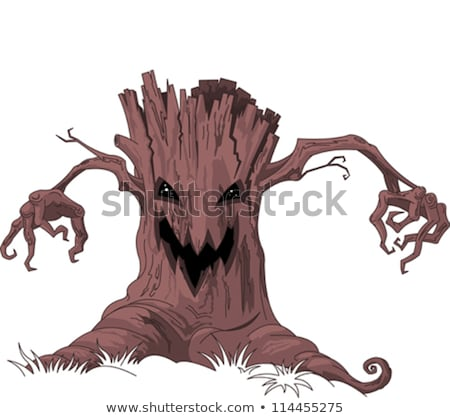 Scary Tree Monster Stock photo © Lightsource