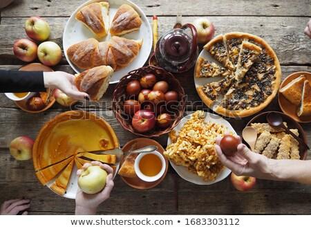 cibo · sano · soluzione · mangiare · fresche · frutti · verdura - foto d'archivio © nyul