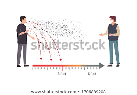 Disease Infection Chance Stock photo © Lightsource