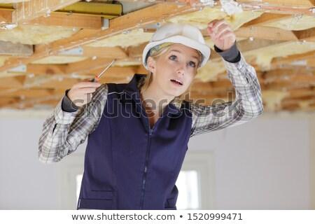 kobieta · człowiek · pracy · przestrzeni · pokój · kobiet - zdjęcia stock © photography33