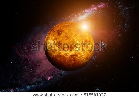 planets and venus Stock photo © mariephoto