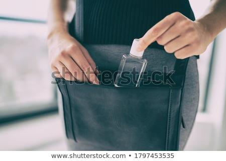 purse stock photo © marcogovel