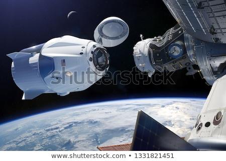Cargo Spacecraft Stock photo © perysty