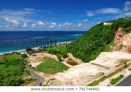 ビーチ 秘密 バリ 島 インドネシア ストックフォト © iunewind