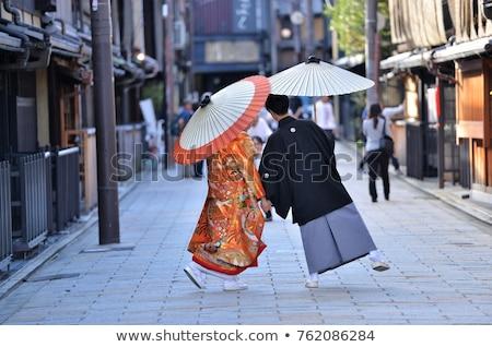 japonês · santuário · tradicional · quioto · Japão - foto stock © art9858