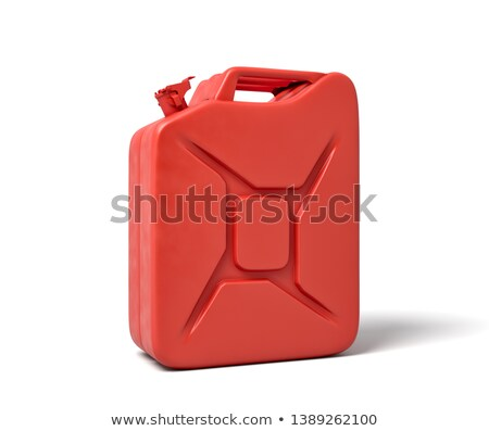 two fuel canisters or jerrycans stock photo © adrian_n