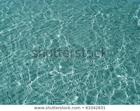 óceán tenger víz nap absztrakt kék Stock fotó © latent