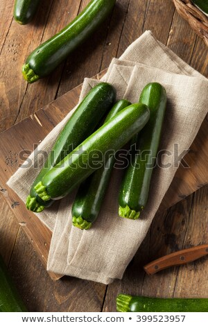 fresh sliced courgettes Stock photo © Digifoodstock