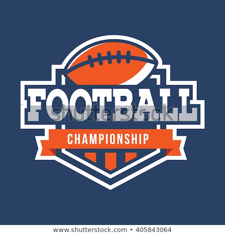 football championship logo style concept design Stock photo © SArts