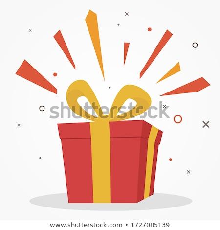 お誕生日おめでとうございます 紙吹雪 パーティ お祝い ストックフォト © Linetale