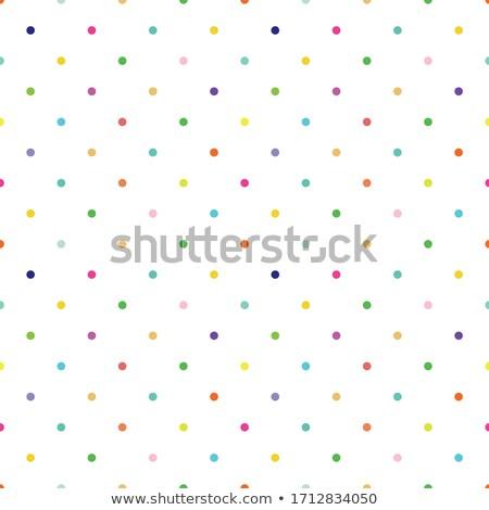 Stockfoto: Stippel · meetkundig · vector · patroon · naadloos · abstract
