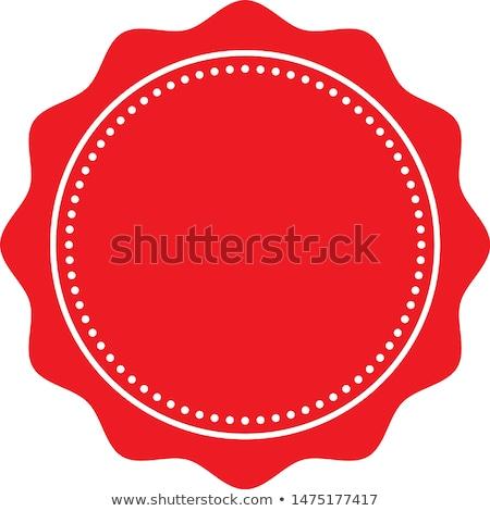 четыре · вектора · Кнопки · номера · опции · шаблон - Сток-фото © orson