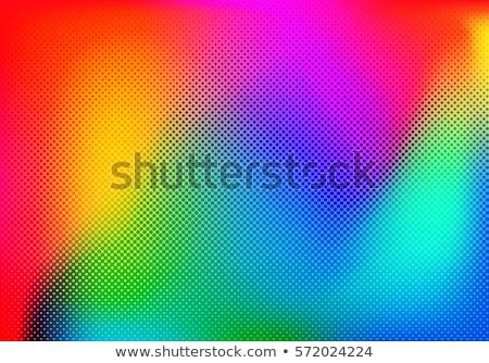résumé · coloré · pointillé · fête · design · art - photo stock © rioillustrator