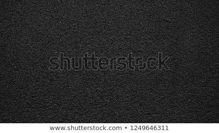 asfalto · textura · espacio · de · la · copia · negro · esquina · texto - foto stock © elenarts