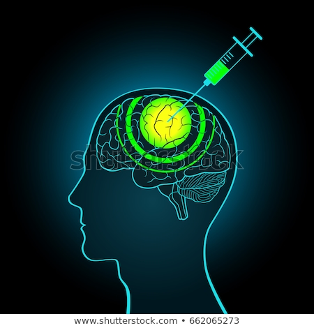 Injection Brain Stock photo © idesign