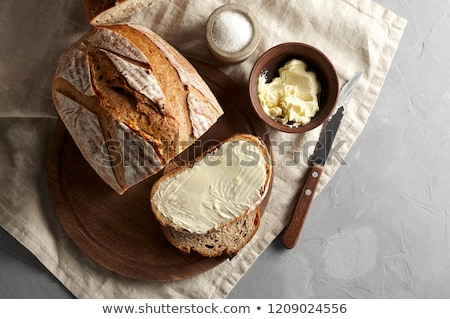 bread view from above Stock photo © FOKA