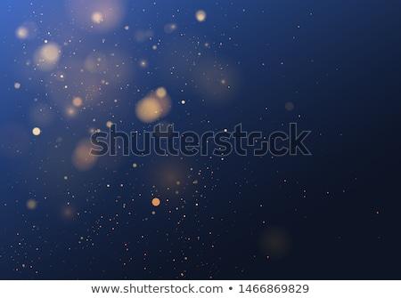 Bokeh defocused lights and stars. EPS 10 Stock photo © beholdereye