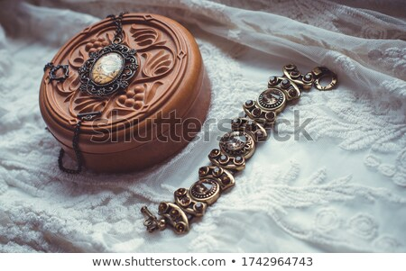 antique jewelry Stock photo © Sarkao