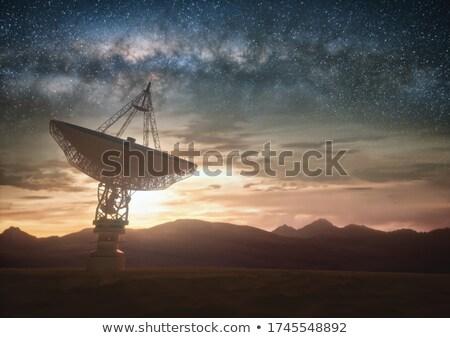 Radio Observatory Stock photo © dengess