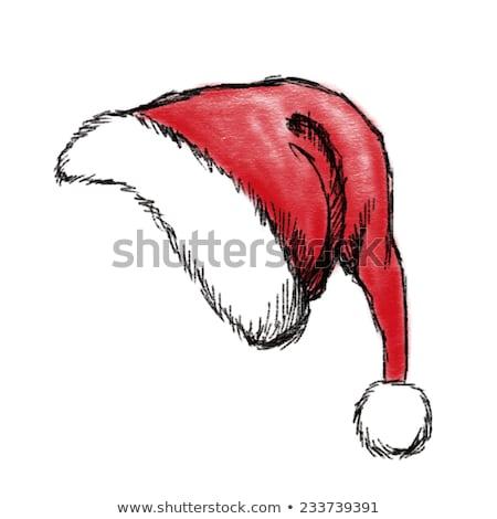caprichoso · desenho · favorito · cara - foto stock © brittenham